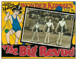 The Big Revue Lobby Card