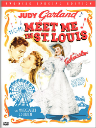 Meet Me In St. Louis on DVD 2-Disc Special Edition