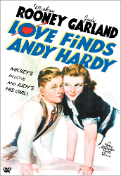 Love Finds Andy Hardy on DVD