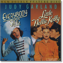 Little Nellie Kelly Laser Disc