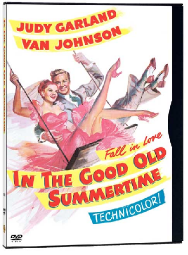 In The Good Old Summertime on DVD