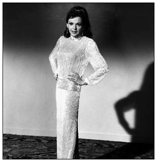 Judy Garland Valley of the Dolls Costume Test