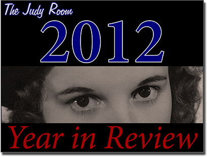 2012 Judy Room Year in Review
