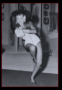 Judy Garland does The Black Bottom