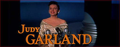 Judy Garland in A Star is Born - Trailer Screenshot