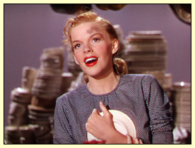 "Judy Garland sings ""Look For The Silver Lining"" in ""Till The Clouds Roll By"""