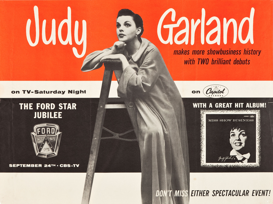 Review Of The Recent Hd Release Of Judy Garland S 1955 Lp