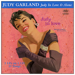 Judy In Love - Alone