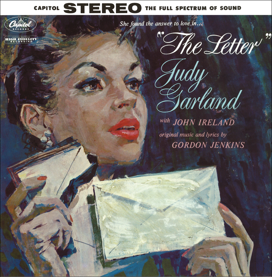 Judy Garland Discography: The Letter