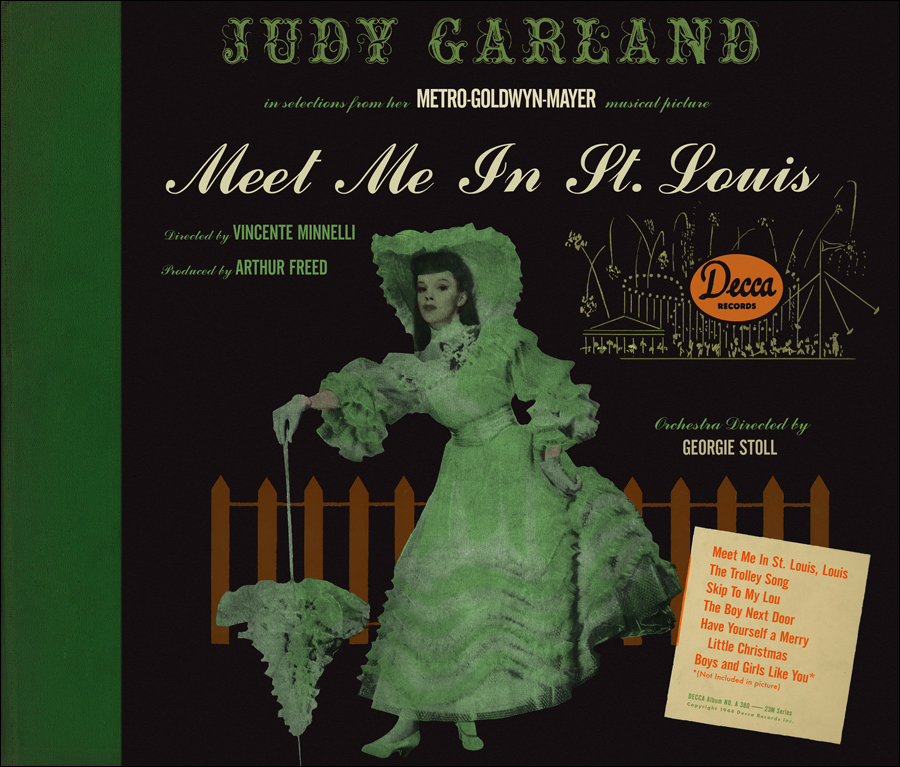 Judy Garland Discography Meet Me In St Louis
