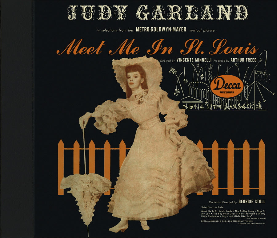 Judy Garland Discography: Meet Me In St. Louis