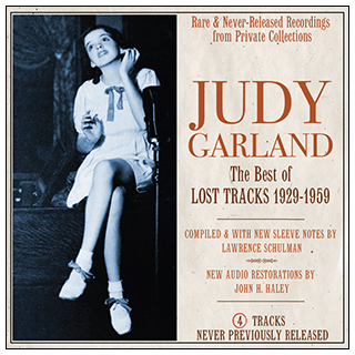 Judy Garland - Lost Tracks 1929 - 1959