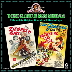 Ziegfeld Girl - Presenting Lily Mars Soundtrack Album