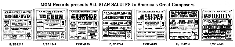 MGM All-Star Salute Series