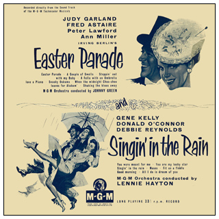 Singin' In The Rain/Easter Parade