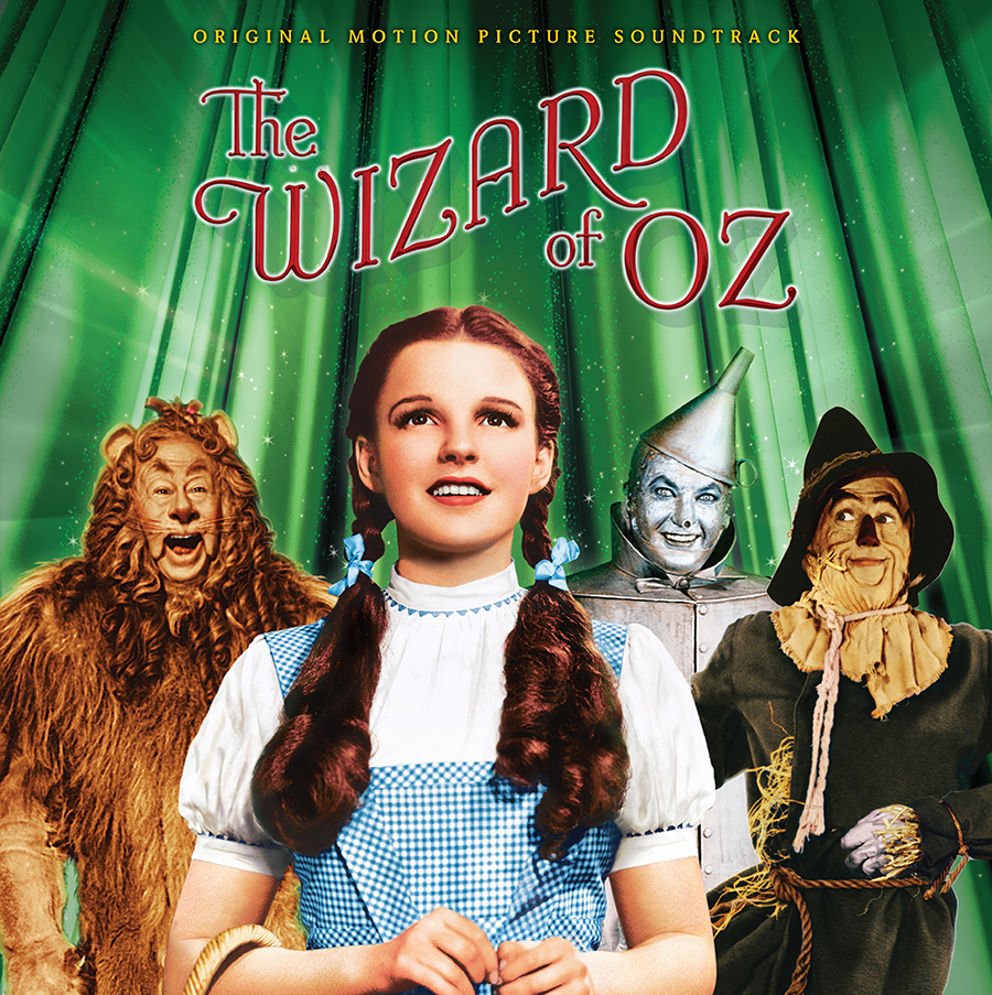 The Wizard Of Oz Soundtrack 75th Anniversary Re Release 2