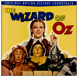 judy garland discography the wizard of oz