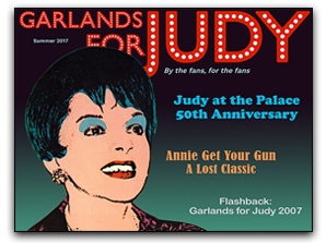 Garlands for Judy Webzine