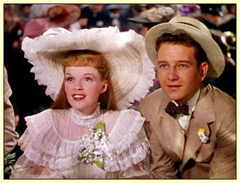 "Judy Garland & Tom Drake in ""Meet Me In St. Louis"""
