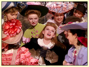 The Making Of Meet Me In St Louis Starring Judy Garland