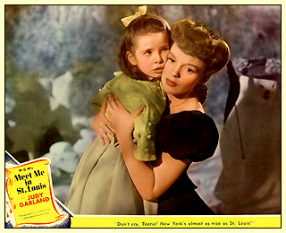 Judy Garland & Margaret O'Brien