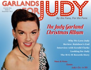 Garlands for Judy 2012 Holiday Issue