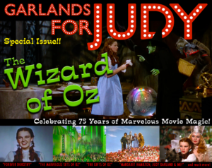 Garlands for Judy Wizard of Oz 75th Anniversary Issue