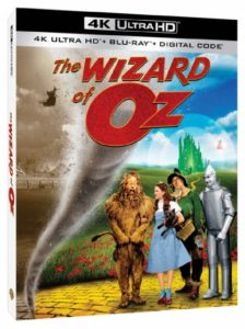 The Wizard of Oz in 4K!!