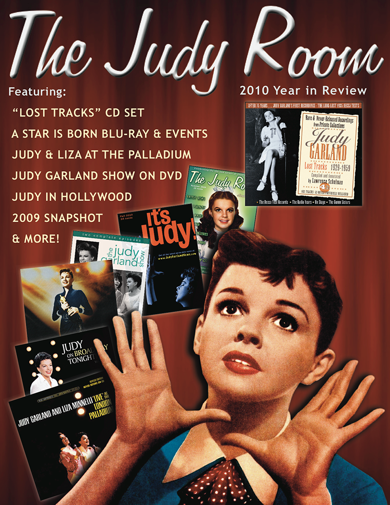 The Judy Room's 2010 Year in Review