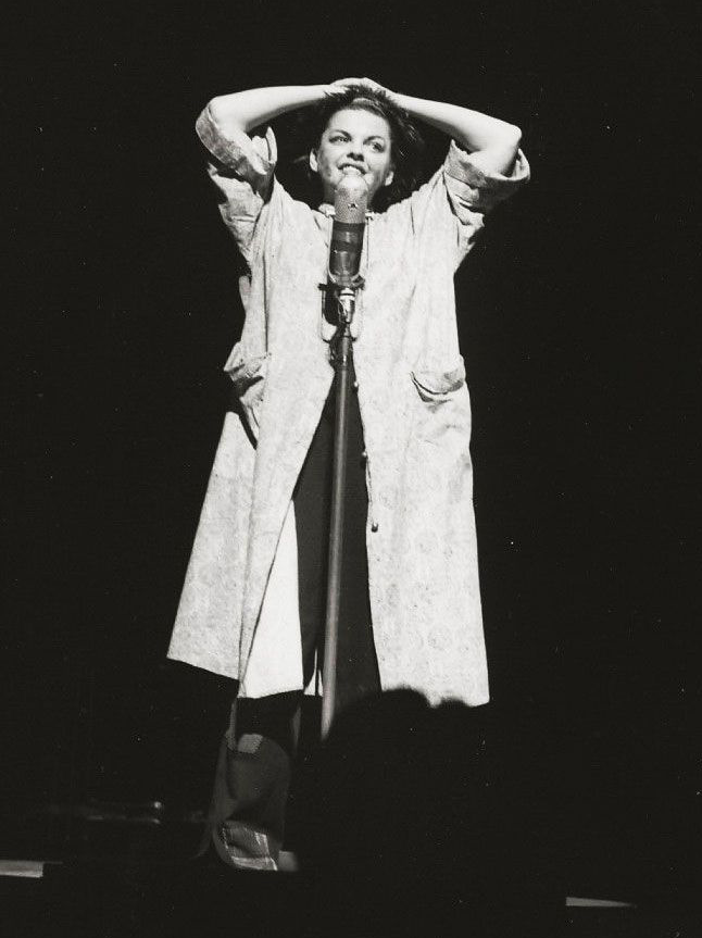 Judy Garland Closing Night at the Palace