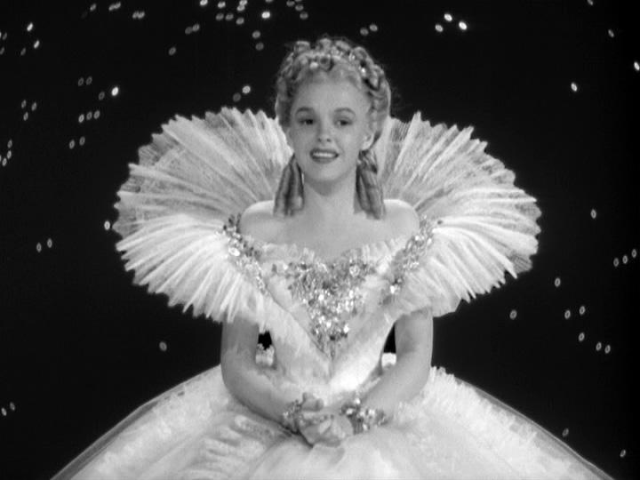 "Judy Garland in ""Ziegfeld Girl"""
