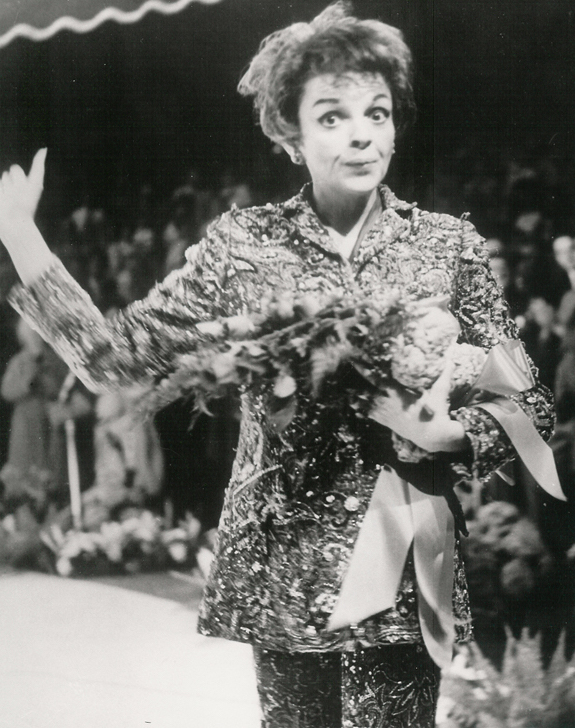 Judy Garland at Sorrowton