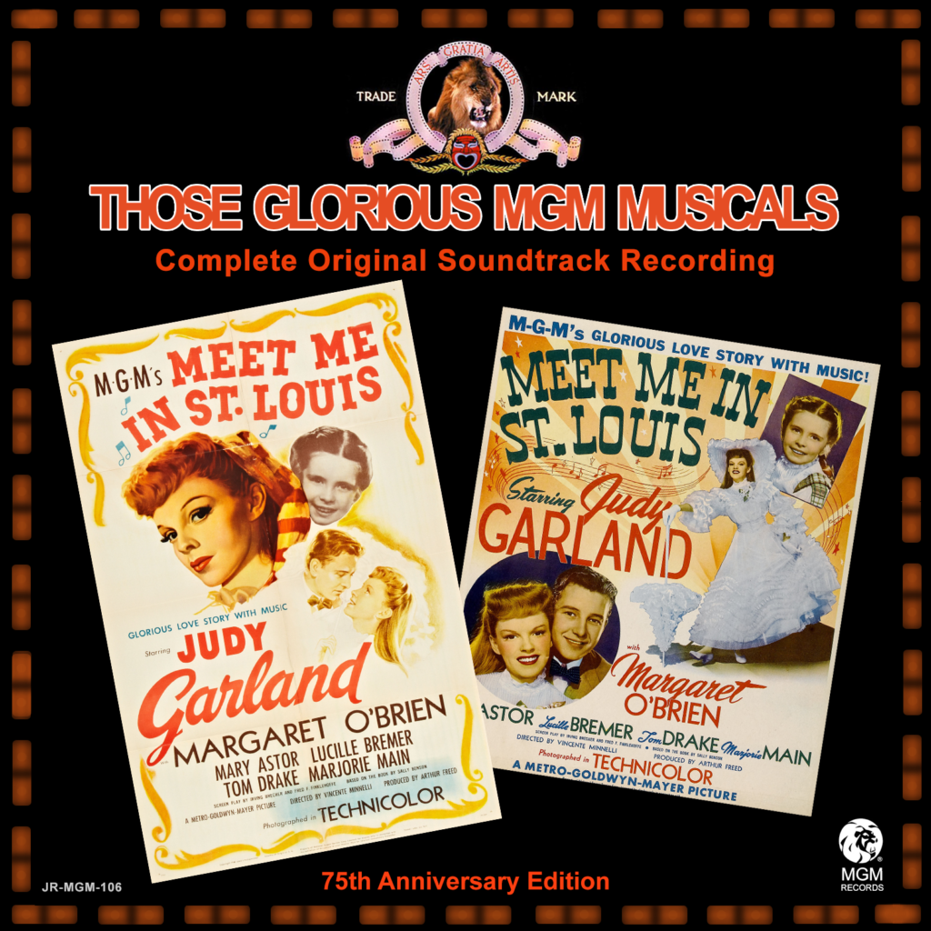 Meet Me In St. Louis 75th Anniversary Soundtrack