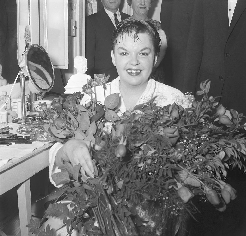 Judy Garland at the Met