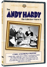 The Andy Hardy Series DVD Boxed Set 2