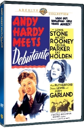 Andy Hardy Meets Debutante DVD