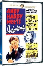 Andy Hardy Meets Debutante DVD