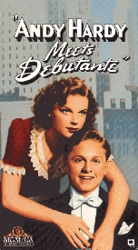 Andy Hardy Meets Debutante VHS