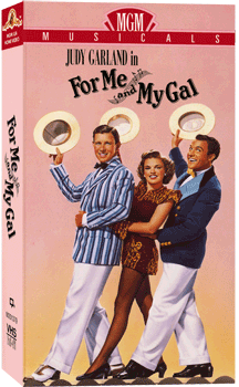 For Me And My Gal VHS