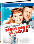 "Meet Me In St. Louis Blu-ray ""book"" set"