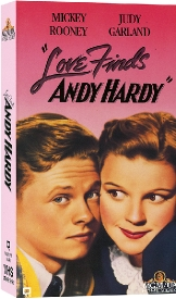 Love Finds Andy Hardy - VHS