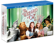 The Wizard of Oz 75th Anniversary Blu-ray Set