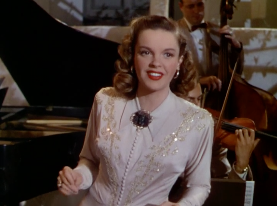 """Judy Garland in """"Words and Music"""""""