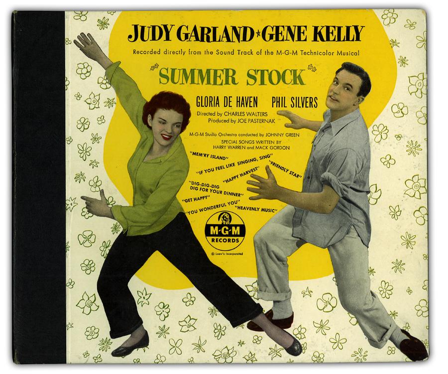 Summer Stock 78 LP