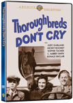 Thoroughbreds Don't Cry DVD