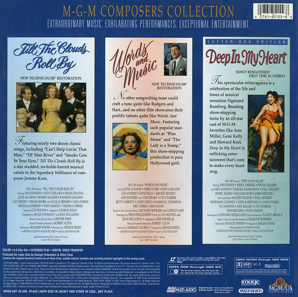 Composers Collection Insert