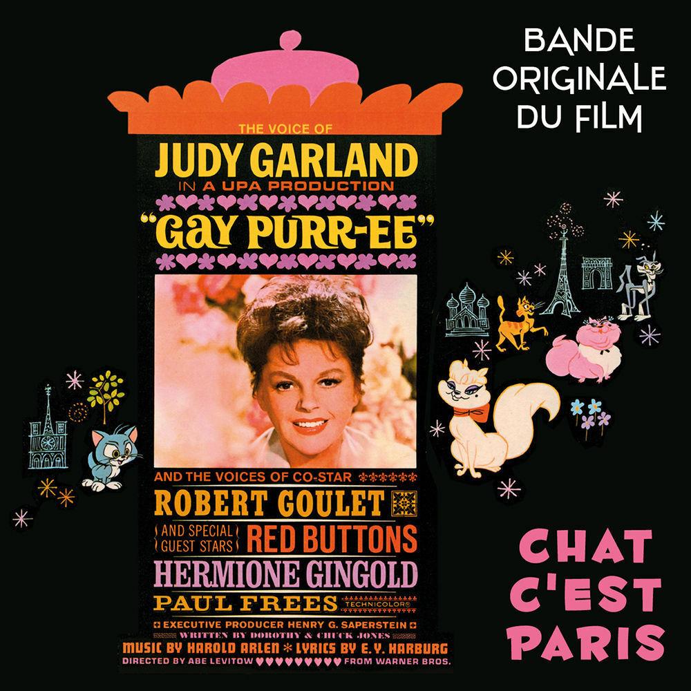 Gay Purr-ee soundtrack