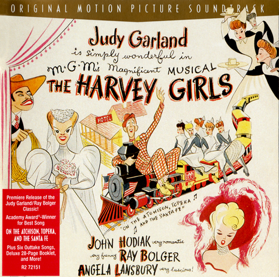 The Harvey Girls Rhino Records