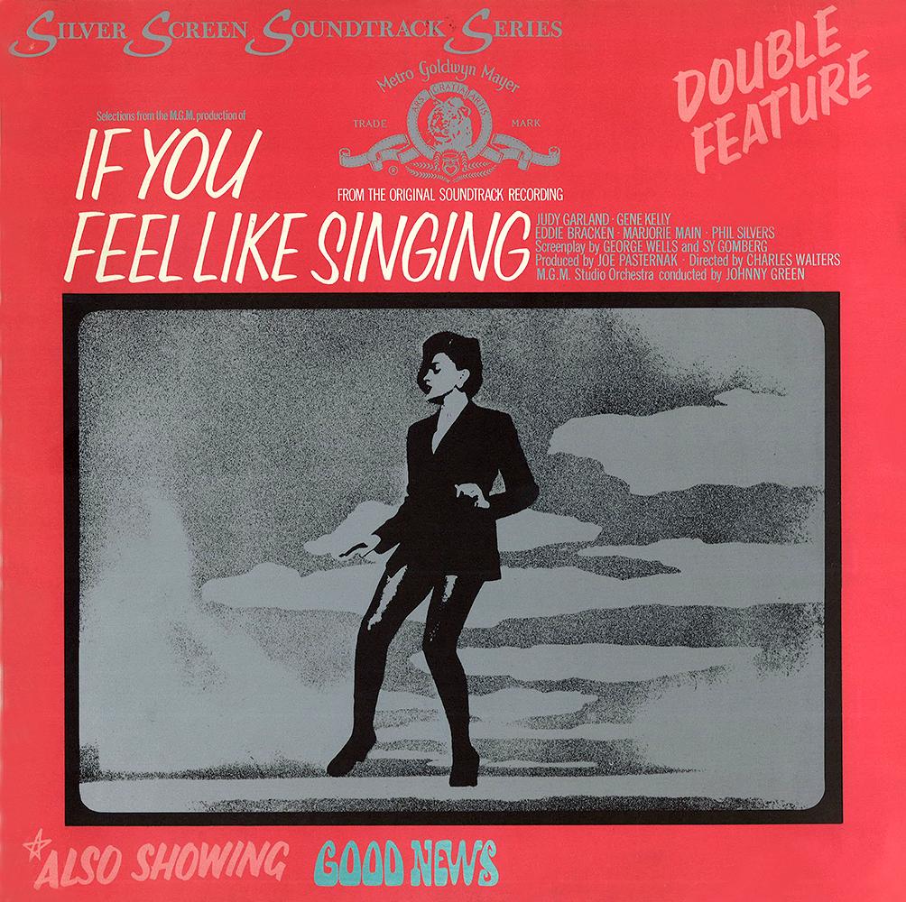 If You Feel Like Singing (Summer Stock) UK Twofer
