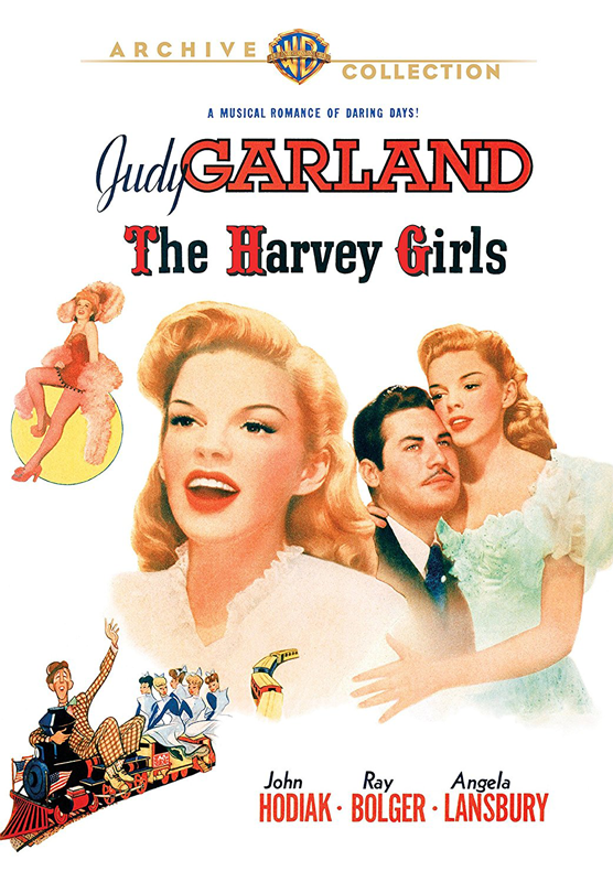 The Harvey Girls DVD reissue
